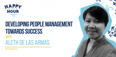 Developing People Management Towards Success with Aleth Delarmas