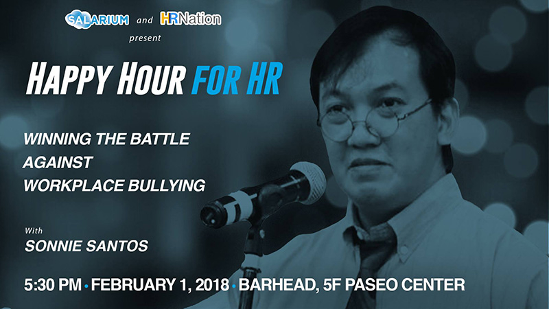 Happy Hour For HR: Winning The Battle Against Workplace Bullying
