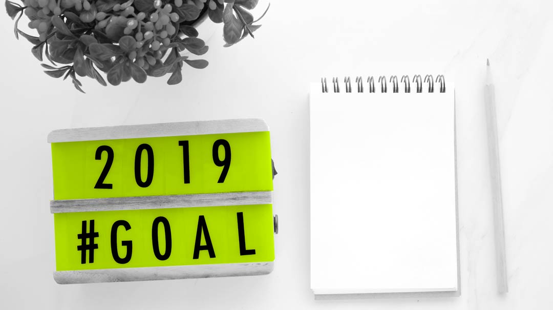 3 New Year's Resolutions for 2019