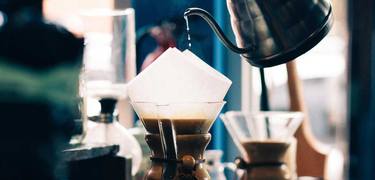 BEAN & BARLEY: Passion & Craft for Coffee