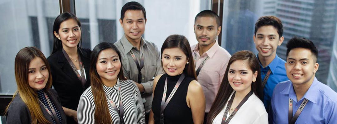 Infinit-O Manila: Endless Opportunities for Team Members and Clients