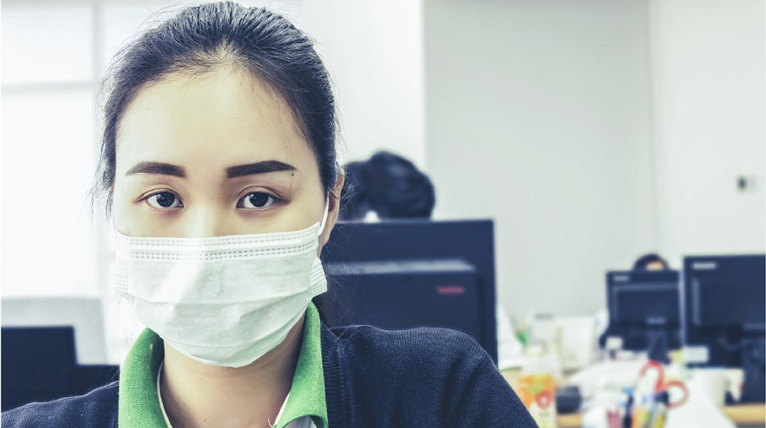 Tips for staying safe at work against 2019-nCoV and other viruses