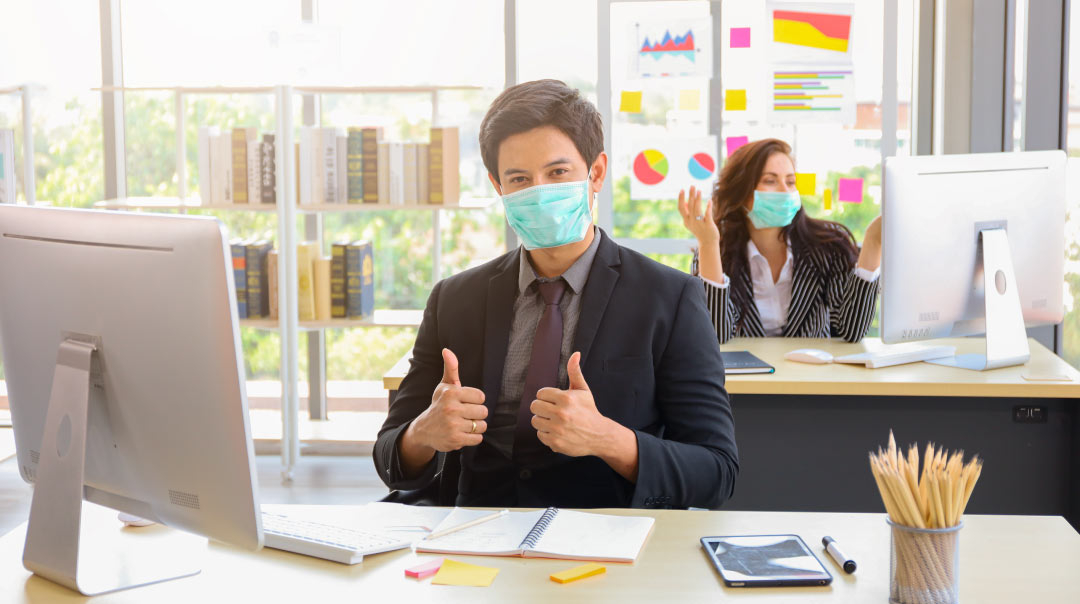 How to prepare to go back to the office after quarantine