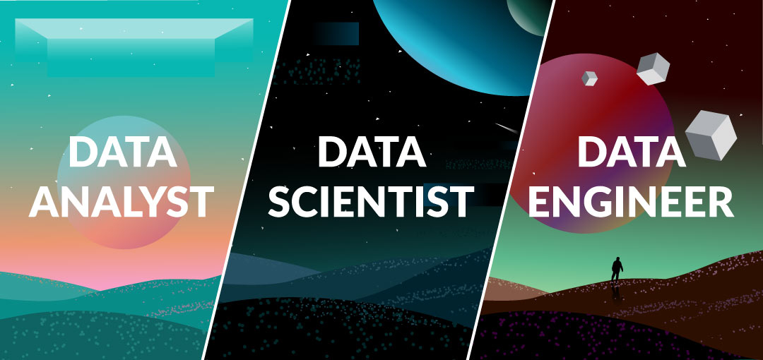Data Analyst vs Data Scientist vs Data Engineer